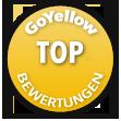 PB Fahrzeugpflege wurde mit dem Siegel TOP Bewertung bei GoYellow ausgezeichnet