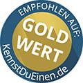 Gold Bewertung/Empfehlung für PB Fahrzeugpflege