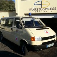 Referenzen PB Fahrzeugpflege Rotes Kreuz